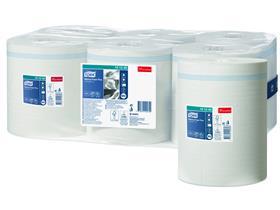 PUTZTUCHROLLEN 2-LAGIG TORK  Advanced 420, 160 lfm, 450 Blatt, Tissue