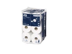 WC-PAPIER 2-LAGIG TORK MINI SMART ONE  13.4 x 18 cm, Tissue, 2-lagig