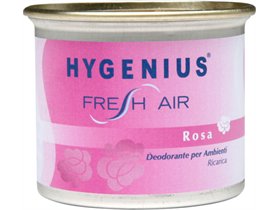 "LUFTERFRISCHER HYGENIUS DUFTPATRONE  100 ml, ""Rose"", zu Hygenius ""Fresh Air"""