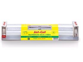 FRISCHHALTEFOLIE JET-CUT NACHFÜLLROLLE  45 cm x 500 m, Jet-Cut PE Nachfüllrolle