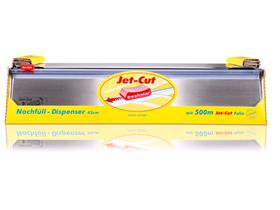 JET-CUT DISPENSER  Jet-Cut Inox Dispenser 45 cm